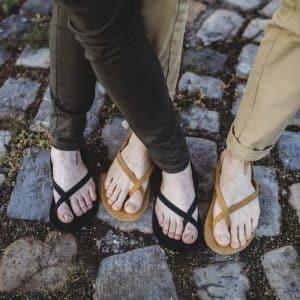 Bosá obuv, barefoot